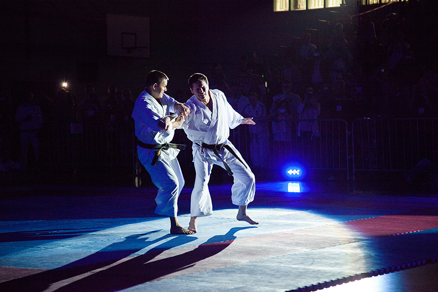 Good-eye event reportage - karate